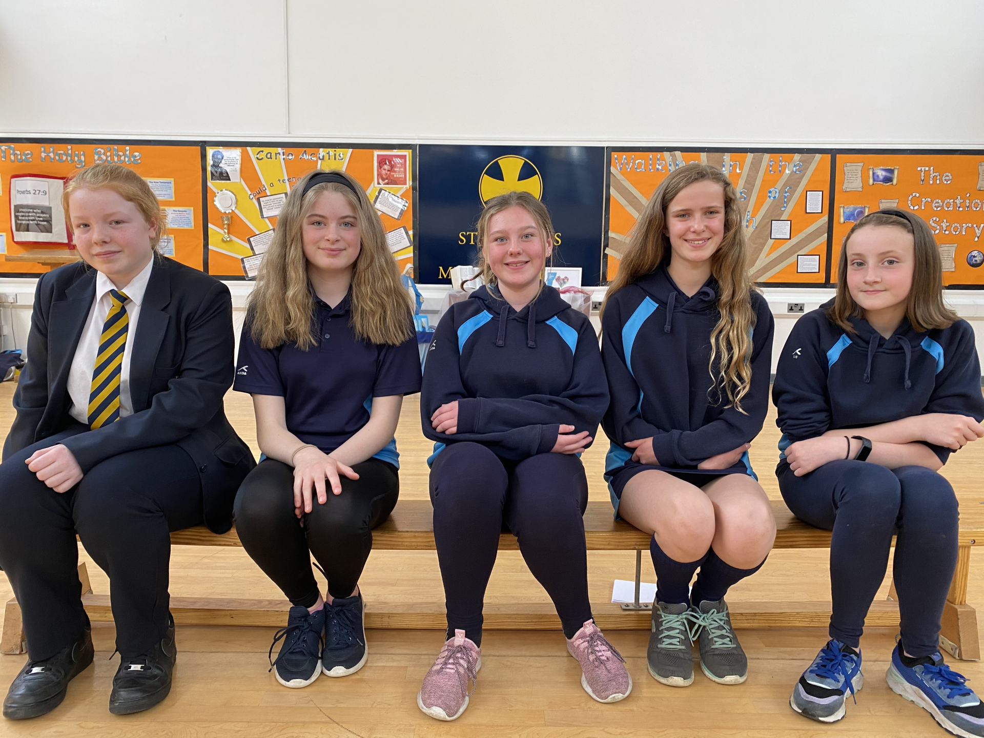 Friendship and Wellbeing Ambassadors